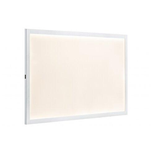 Светильник настенный Paulmann LED Panel Glow 8Вт 520Лм 2700К Белый Металл/Пластик 40x25см Димм сенсорный 70808