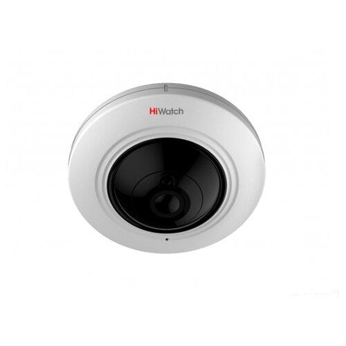 Сетевая камера HiWatch DS-I351 белый ip камера hiwatch ds i102 4 mm