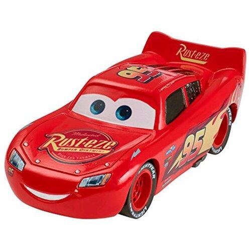 Купить Легковой автомобиль Mattel Молния Маккуин (FBG44/FBN50) 21.6 см красный, Машинки и техника