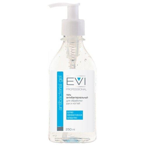 Гель для рук и ногтей EVI professional антибактериальный 250 мл
