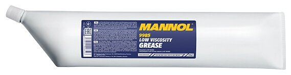 Автомобильная смазка Mannol Low Viscosity Grease Li-EP-00/000