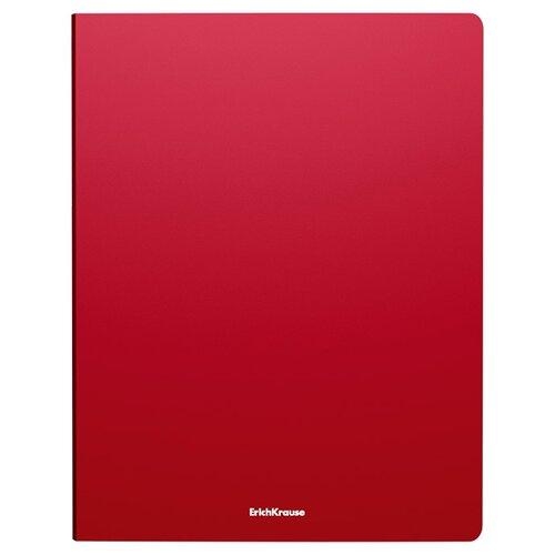 Фото - ErichKrause Папка файловая с 30 карманами Matt classic A4, 4 штуки красный erichkrause папка файловая с 40 карманами на спирали metallic а4 разноцветный