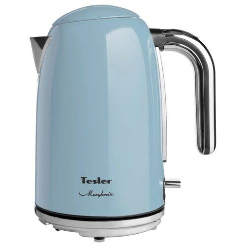 Чайник Tesler KT-1755, голубой tesler ida 310