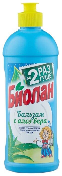 Биолан Бальзам с алоэ вера для мытья