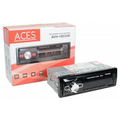 Автомагнитола ACES AVH-1903UR aces abroad