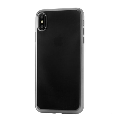 Чехол-накладка uBear Frame Tone Case для Apple iPhone Xs Max для Apple iPhone Xs Max black чехол ubear tone case для apple iphone xs max прозрачный