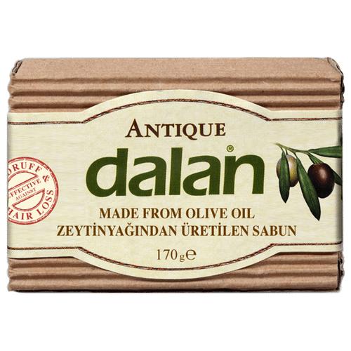 Мыло кусковое Dalan Antique Оливковое, 170 г