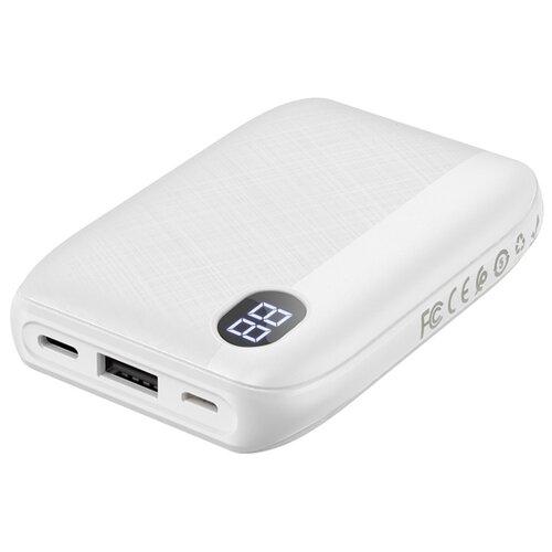 Аккумулятор Hoco J53 Exceptional 10000mAh, белый аккумулятор hoco j56 sea power 10000mah белый