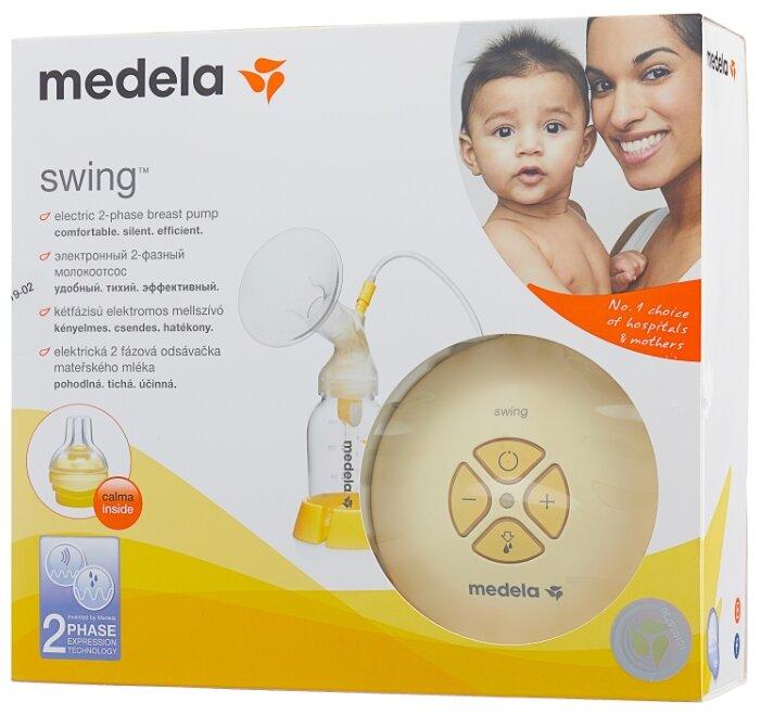 Электрический молокоотсос Medela Swing Single
