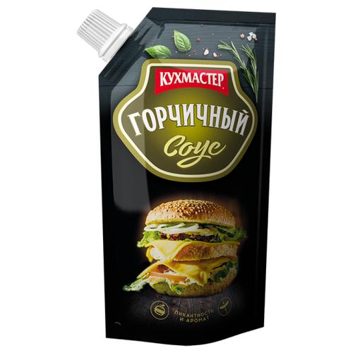 Соус Кухмастер горчичный, 260 г