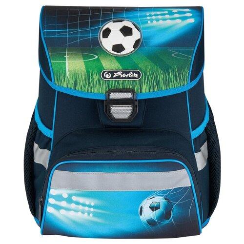 Herlitz Loop Soccer с наполнением, синий voguers триммер для стрижки волос mini trimmer
