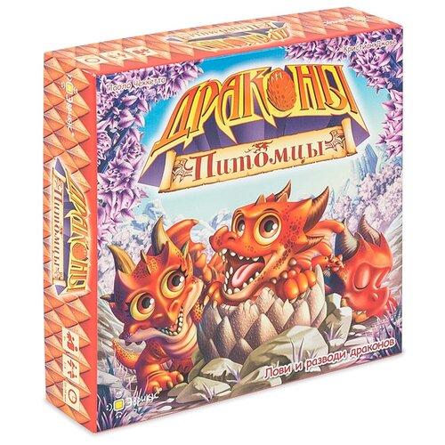 Настольная игра Эврикус Драконы-питомцы