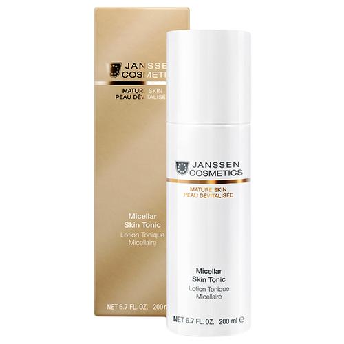 Купить Janssen Cosmetics Тоник мицеллярный с гиалуроновой кислотой Micellar Skin, 200 мл