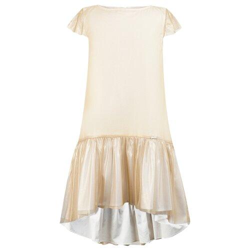 Платье LIU JO размер 152, белый/кремовый