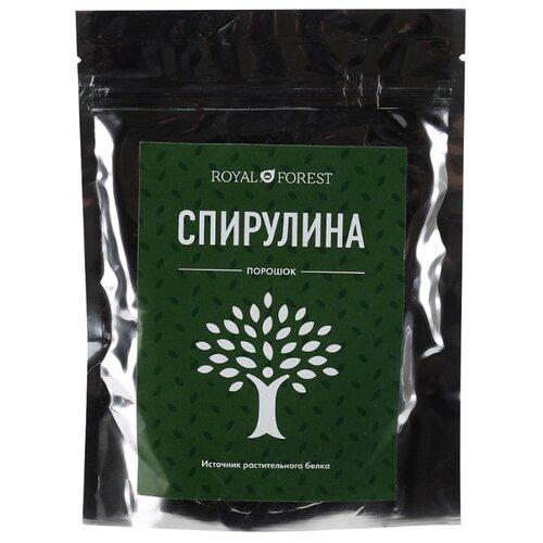 цена на ROYAL FOREST Спирулина порошок пластиковый пакет 100 г