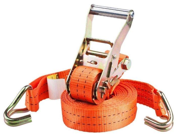 Стяжной ремень с храповым механизмом STAYER Professional 40562 2 т