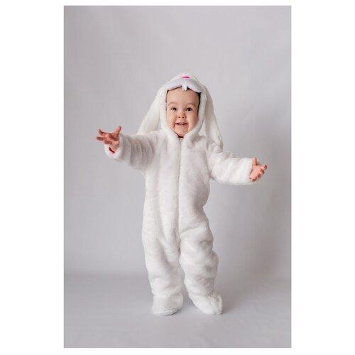 Костюм Baby-suit Белый зайчик (DK15.3), белый, размер 62