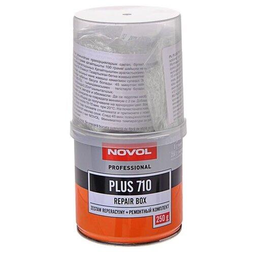 Комплект (смола, отвердитель, стекломат) NOVOL PLUS 710 0.25 кг