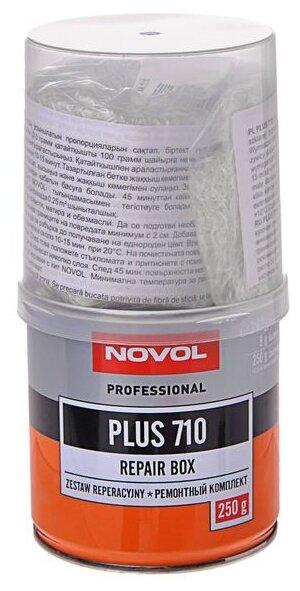 Набор Для Ремонта Бампера Novol Plus 710 250 Г Novol арт. 36101