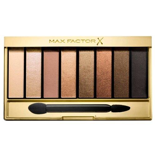 Max Factor Палетка теней Masterpiece Nude Palette 02 Golden nudes w7 палетка теней natural nudes