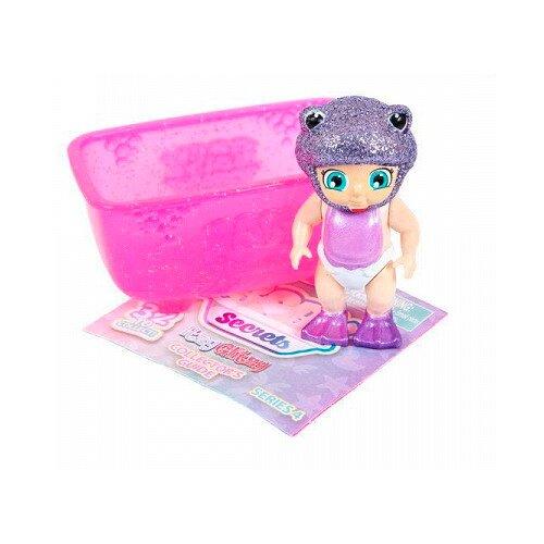 Купить Пупс ABtoys Baby Secrets Itzy Glitzy, 78057-0436, Куклы и пупсы