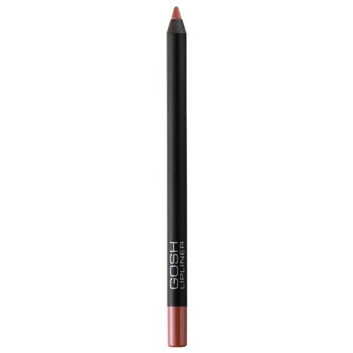 GOSH Карандаш для губ Velvet Touch 001 nougat crisp карандаш для губ gosh gosh go025lwbckq6