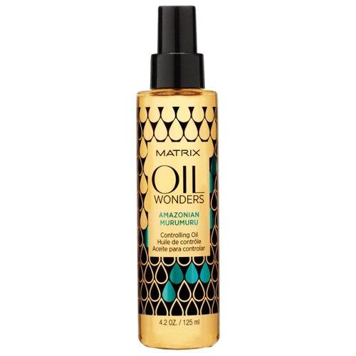 Matrix Oil Wonders Разглаживающее масло для волос Амазонская Мурумуру, 125 мл matrix oil wonders разглаживающее масло для волос амазонская мурумуру 150 мл