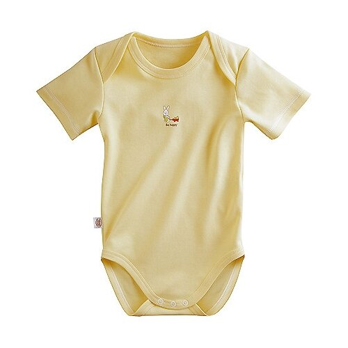 Купить Боди Наша мама размер 68, желтый