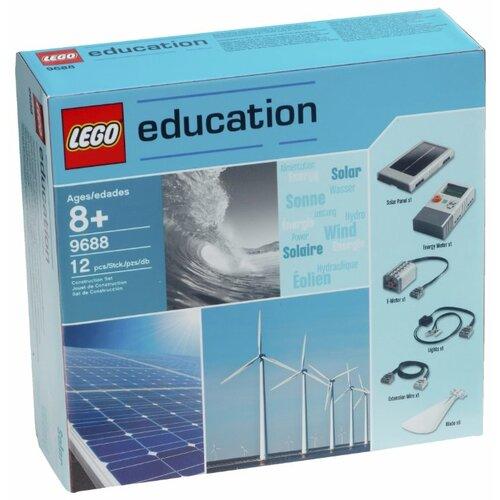 Купить Электронный конструктор LEGO Education Machines and Mechanisms Возобновляемые источники энергии 9688, Конструкторы