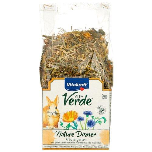 Корм для кроликов Vita Verde Nature Dinner травы 400 г