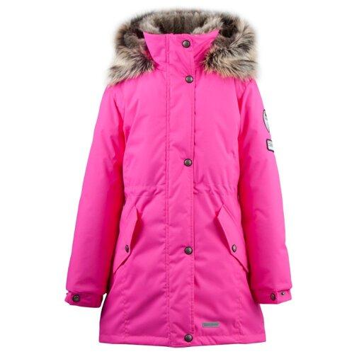 Купить Парка KERRY Estella K19671 размер 152, 267 розовый, Куртки и пуховики