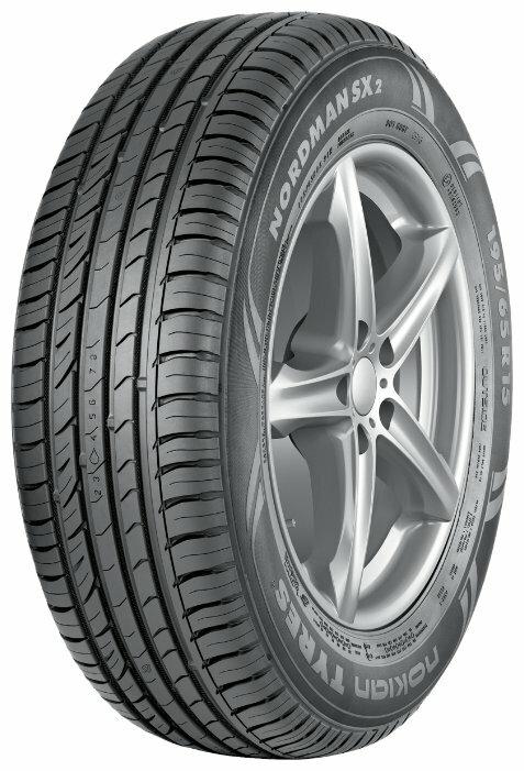 Автомобильная шина Nokian Tyres Nordman SX2 195/50 R15 82H летняя