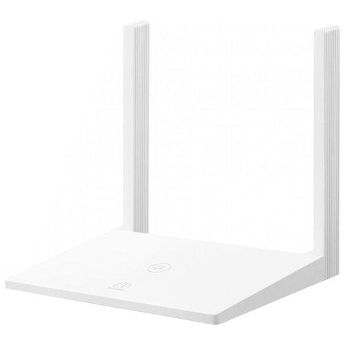 Wi-Fi роутер HUAWEI WS318N белый wi fi роутер huawei b310 черный