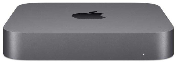 Неттоп Apple Mac mini MXNG2RU/A Slim-Desktop/Intel Core i5-8500/8 ГБ/512 ГБ SSD+500 ГБ HDD/Intel UHD Graphics 630/OS X