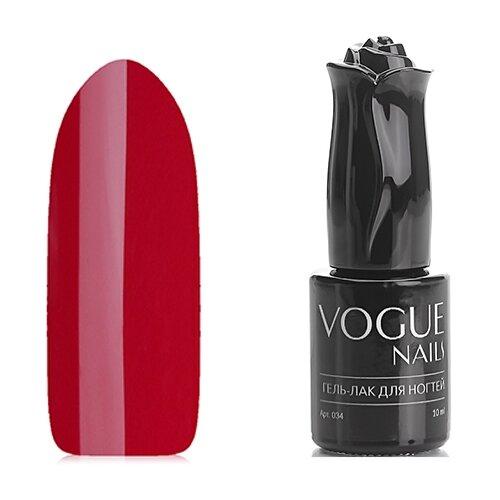 Гель-лак Vogue Nails Классика, 10 мл, оттенок зимняя вишня