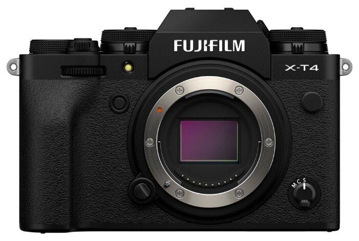 Фотоаппарат Fujifilm X-T4 Body черный фото 1
