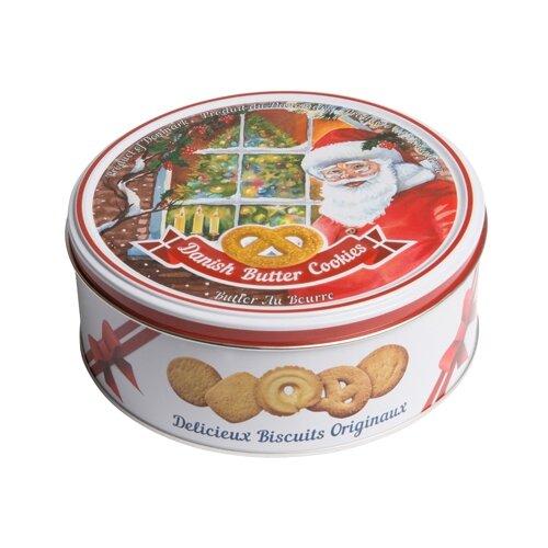 Печенье Bisquini сдобное Датское ассорти, 400 г