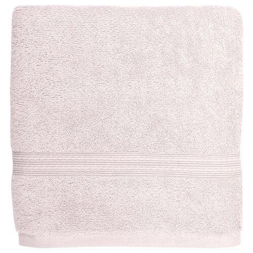 Bonita Полотенце Classic банное 70х140 см белый/лиловый