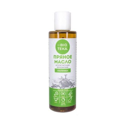 BIOTEKA масло оливковое Аппетитная Бразилия, 0.2 л