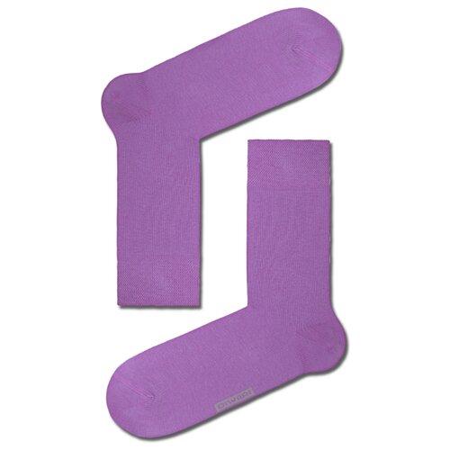 Фото - Носки Diwari Happy 15С-23СП 000, размер 27, сиреневый носки diwari happy 15с 23сп 055 размер 25 черный бордовый