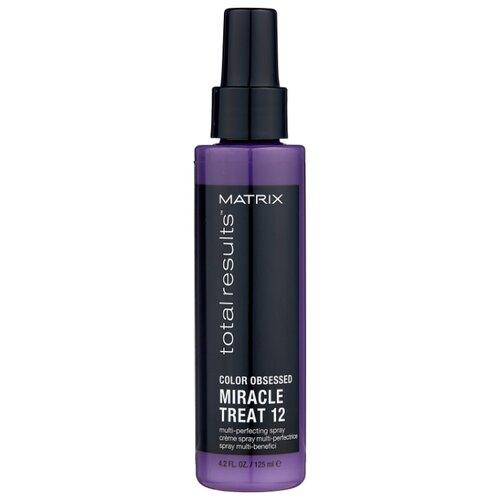 Matrix Total Results Color Obsessed Несмываемый спрей для защиты цвета окрашенных волос, 125 мл спрей для волос matrix matrix mp002xw11wbz
