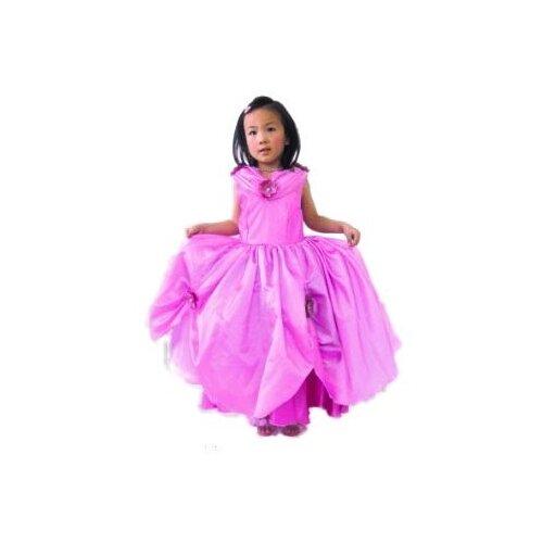 Платье SNOWMEN Е92172, розовый, размер 7-9 лет игрушка siku машинка порш 918 rsr 7 8 9 7 3 5см 1475