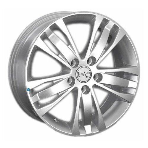 Колесный диск LegeArtis FD42 7x17/5x108 D63.3 ET55 Silver колесный диск kfz 8845 6 0x15 5x112 d57 et55 silver