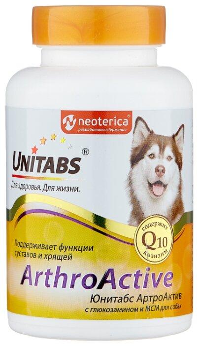 Добавка в корм Unitabs Arthroаctive с глюкозамином
