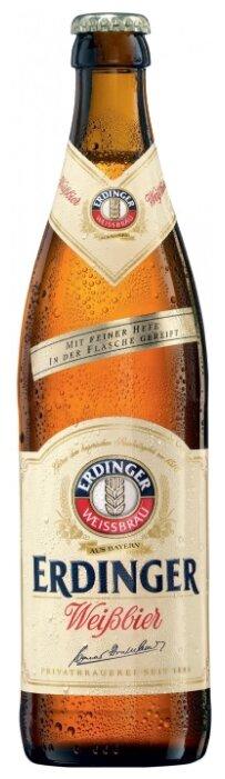 Пиво светлое Erdinger Weissbier 0,5 л