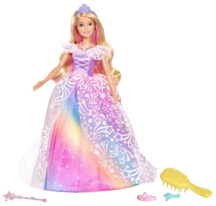 Кукла Barbie Dreamtopia Принцесса, 29 см, GFR45