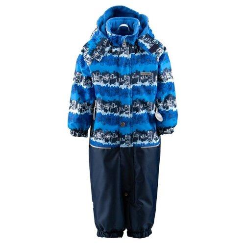 Купить Комбинезон KERRY WAVE K19005 размер 80, 2290 голубой/синий/белый, Теплые комбинезоны
