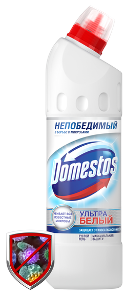 Domestos гель универсальный Эксперт сила 7 Ультра