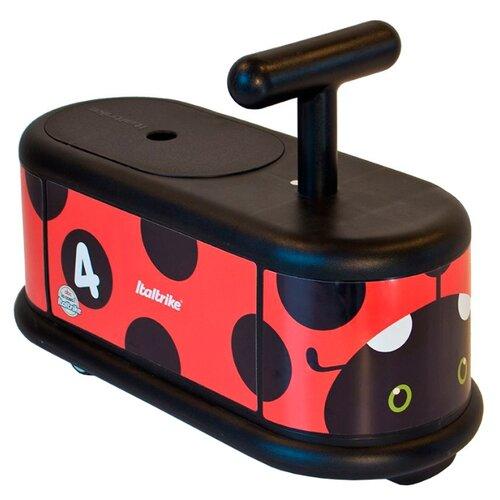 цена на Каталка-толокар Italtrike La Cosa LadyBug красный