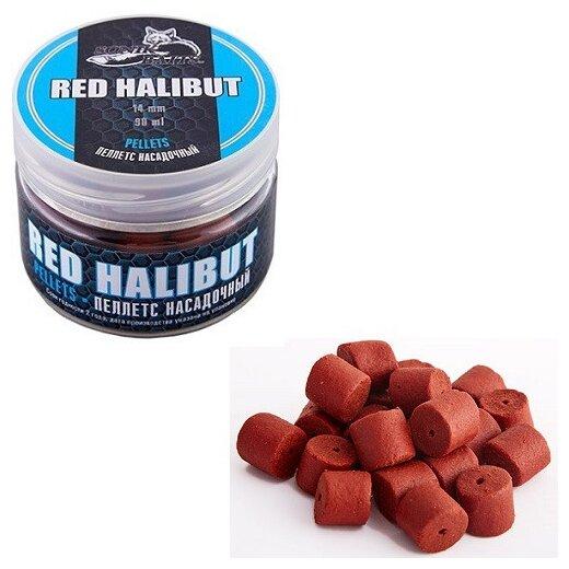 """Купить Насадки Sonik Baits """"Red Halibut"""", 14 мм, 90 мл по низкой цене с доставкой из Яндекс.Маркета"""